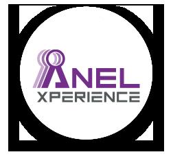 logo Anel Xperience eventos 360xperience